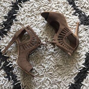 Dolce vita brown heels